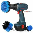 everbrite cleaning - 3Pcs/Set Tile Grout Power Scrubber Cleaning Drill Brush Tub Cleaner Combo HOT US