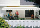 SunSetter Manual Retractable Awning, 19 x 9 ft. 900XT Model - Deck & Patio Shade