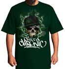 DYSE ONE Clothing Kalifornien CHRONIC G THANG T-Shirt Tee green grün
