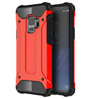 For Samsung Galaxy S9 / Plus Case Heavy Duty Dual Layer Shockproof Hard Cover