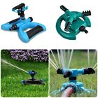 Rotating Impulse Sprinkler Garden Lawn Grass Watering System Water Hose Spray