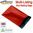 RED Mailing Bags 6.5