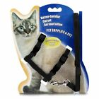 Lovely smart Small Pet Cat Adjustable Strap  Leash Comfortable soft easy carry