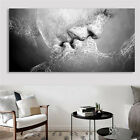 Home Wall Art Picture Love Kiss Abstract Canvas Print Decor Modern 2 Sizes Us