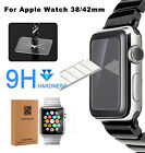 For Apple Watch Series 1/3 9H Tempered Glass Clear Thin Screen Protector 38/42mm