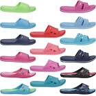 Ladies Women Shoes Beach Summer Slipper Slip On Flat Comfort Shoe SiZE NEW