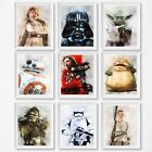 Star Wars  Wall decor Prints, 16 different prints, Your choice of prints $14.95 AUD on eBay