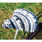 DISNEY Alice Ariel Bicycle Saddle Cover Fit Water-repellent from Japan E5382