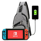 Polyester Elite Travel Backpack Bag for Nintendo Switch Console Accessories