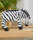 Safari Animal Planters Giraffe Elephant Zebra Planter Indoor Outdoor Home Decor