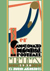 CLASSIC FIFA WORLD CUP POSTERS PRINTS 1930 - 2018 / A4 A3 A2 - Vintage Wall Art