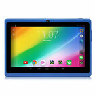 "iRULU  7"" Google Android 6.0 Tablet PC Pad 16GB Quad Core Dual Cameras WiFi"