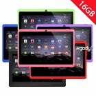 XGODY 7 ZOLL KINDER PAD QUAD CORE 16GB WLAN ANDROID 4.4 TABLET PC HD TOUCHSCREEN