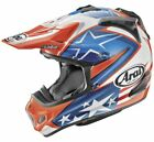 ARAI VX-Pro4 Nicky-7 Red Blue White MX Dirt Helmet FREE SHIPPING