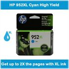 HP 952XL High Yield Single or Multi-Pack Original Ink Cartridges, Retail Box !!!