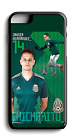 Mexico Javier Chicharito Hdz. Hard Plastic or Impact Rubber CASE Iphone/ Samsung