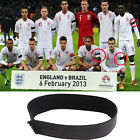 Black Memorial Armband - Funeral, Mourning Black Football Respect Adult
