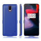 5000mAh Battery Case External Power bank Charger Back Cover Case for Oneplus 6