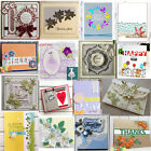 Crafts - Metal Cutting Dies Stencil Scrapbooking Embossing Card Making Paper Craft Die