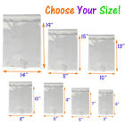 Внешний вид - 5 Sizes Crystal Clear Self Seal Transparent Plastic Cellophane Poly OPP Bags NEW