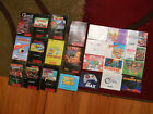 Nintendo System NES Original Game Manuals/Booklets SELECT YOUR OWN!