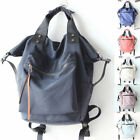 Nylon Trapeze Backpack Rucksack Daypack Travel Bag Large Purse Lightweight