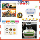 Electric Lunch Box For Car Food Heater Portable Bento Warmer Storage 12V 45W