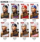 RED BY KISS PREMIUM SILKY SATIN DURAG MEN'S CAP DOO RAG #HDUP