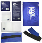 Kyпить KoolPak Luxury Reusable Hot Cold Ice Gel Pack and accessories- First Aid Pain... на еВаy.соm