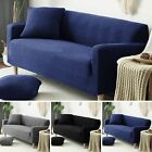 Stretch Sofa Slipcovers Washable Pet Protector Soft Couch Covers 1/2/3/4 Seaters