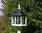 Large Gazebo Bird Feeder Poly Amish Homemade Handcrafted Spindle
