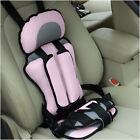 Внешний вид - Portable Infant Baby Kids Safety Seat Children Car Seats Chairs Updated Version