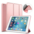 """Shockproof Smart Cover Soft Case for iPad 9.7"""" 5th 6th Gen 2018/2017 Auto Sleep"""