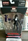 MARVEL LEGENDS DEADPOOL SERIES DOMINO 6 INCH FIGURE NEW & MINT - SAME DAY SHIP!