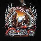 TATTOO MOTIV PROUD RIDERS BIKER T-SHIRT M L XL XXL HELL INDIAN RIDERS 4166