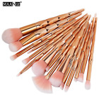 15X Makeup Pinsel Foundation Kosmetik Pinsel Makeup Schminkpinsel Pinsel-Set CH günstig