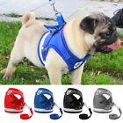 Gooby Small Breed Dog Harness Simple Step In S M L - Reflective Strip - Easy On