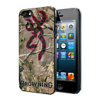 Browning Deer Camo Phone Case Cover Fits iPhone Samsung HTC LG