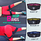 Hip Wide ResistanceBands LoopSet Circle Exercise Workout Fitness Yoga Booty image