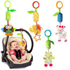 Stroller Baby Hanging Toys Bed Rattles Plush Animal Toy Infant Bell Car Doll Sof