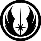 Jedi Order - Star Wars- Vinyl Sticker Decal $5.49 CAD on eBay