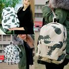 Backpack Pineapple Printing Form Bags For Teenager Girls Casual Travel Satchel