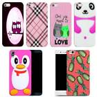 for iphone 4 case cover gel-pictoral patterns silicone