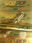 VAPE CARTRIDGE LABEL 60 GOLD FOIL MEDICAL LABELS CUSTOM LABELS