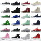Women Men ALL STARs Chuck Taylor Ox Low High Top Casual Canvas Athletic Sneakers