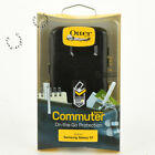 OtterBox Commuter Dual-Layer Hard Shell Snap Case For Samsung Galaxy S7 New