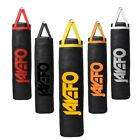 Jayefo Trexter Punching Bag Muay Thai Heavy Bag 6FT Boxing Gloves MMA Strike BAG