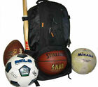Wholesale Case 20pcs Ball Storage Sports Backpack with Zippered Bottom-LM125