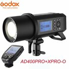 Godox AD400Pro 400W 2.4G TTL HSS Studio Outdoor Flash + XPRO Flash Trigger Set