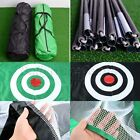 Foldable Golf Training Net Golf Hitting Cage Indoor Outdoor Practice Supplies
